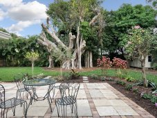 Newly landscaped single family house Delray Beach
