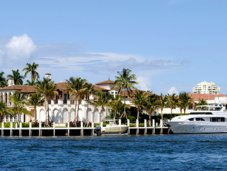 Fort Lauderdale waterview estate
