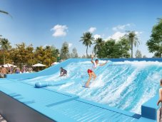 Surfari Water Park - surf simulator